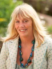 Vicky Sweetlove international dowser, professional dowser