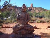 Buddha positive energy