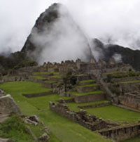 Machu Picchu Earth Energies